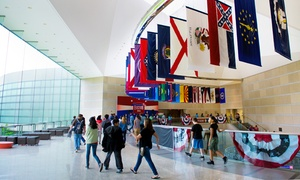 National Constitution Center: Museum Outing for Two or Four to National Constitution Center (Up to 57% Off)