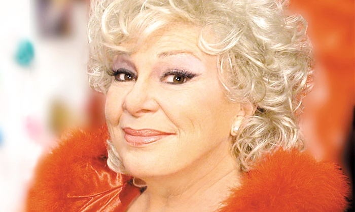 Renee Taylor - Ruth Eckerd Hall: Renée Taylor: My Life on a Diet on Sunday, January 31, at 3 p.m.