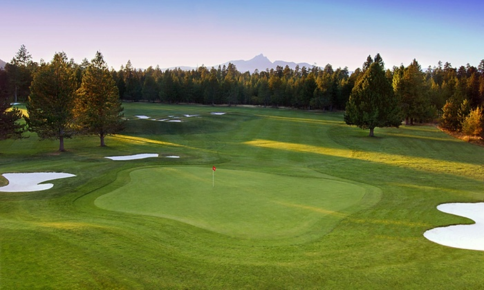 Black Butte Ranch - Central Oregon: 18-Hole Round of Golf with Cart Rental for Two or Four at Black Butte Ranch (Up to 32% Off)