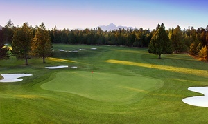 Black Butte Ranch: 18-Hole Round of Golf with Cart Rental for Two or Four at Black Butte Ranch (Up to 32% Off)