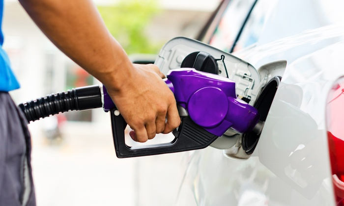 Purple Delivery: $5 for $15 Worth of Gas on the Purple Gas Delivery App