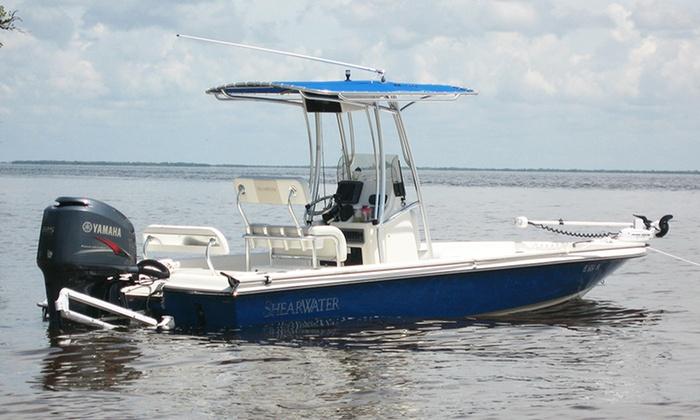 Keystone Fishing Charters - Fort Myers / Cape Coral: $299 for Four-Hour Fishing Charter for Up to Four from Keystone Fishing Charters ($500 Value)