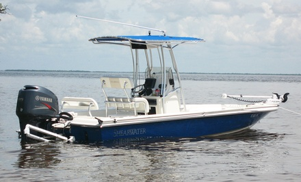 $299 for Four-Hour Fishing Charter for Up to Four from Keystone Fishing Charters ($500 Value)