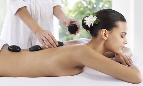 $49 for Spa Package with Massage or Facial at Atlantis Spa North at Sands Ocean Club Resort ($85 Value) (Local Beauty & Spas Hot Stone Massage) photo