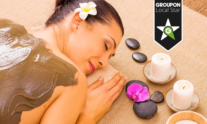 Sarah Reynolds Spa - Decatur: Spa Package with a Body Wrap and Custom Facial at Sarah Reynolds Spa (50% Off)