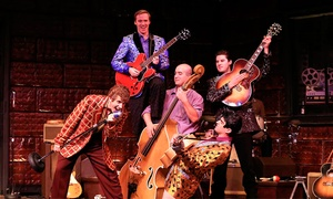 """""""Million Dollar Quartet"""": """"Million Dollar Quartet"""" on March 3/23 at 8 p.m."""