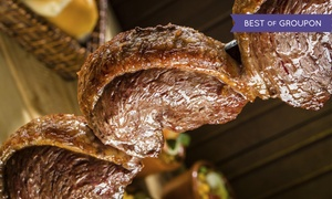 Brazil Grill:  $18 for $30 Worth of Brazilian Churrasco Dinner Cuisine at Brazil Grill