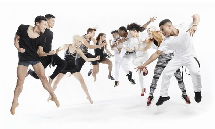 """So You Think You Can Dance - Modell Performing Arts Center at the Lyric: """"So You Think You Can Dance"""" – Live Tour on November 5 at 7:30 p.m."""