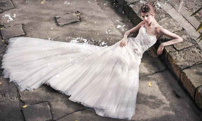 TBS Bridal - Oak Brook: $500 for $1,000 Toward a Designer Bridal Gown at TBS Bridal