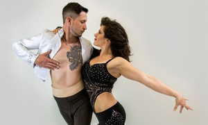 Colorado New Style Dance Studio: 5 Dance Classes or 10 Salsa Classes at Colorado New Style Dance Studio (Up to 51% Off)
