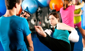 Kempo Fitness: $69 for One Month of Unlimited Cardio Kickboxing Classes at Kempo Fitness ($140 Value)