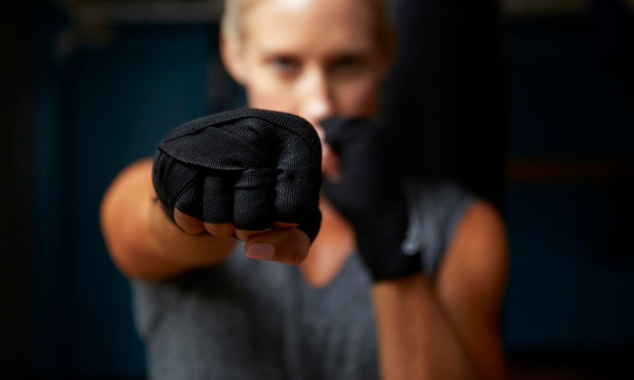 Divas In Defense - Beverly Hills: One or Two Self-Defense Classes or a Kicks and Cocktails Class from Divas In Defense (Up to 70% Off)