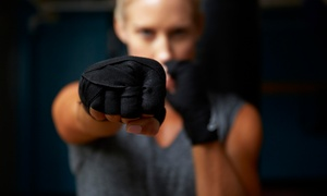 Divas In Defense: One or Two Self-Defense Classes or a Kicks and Cocktails Class from Divas In Defense (Up to 70% Off)