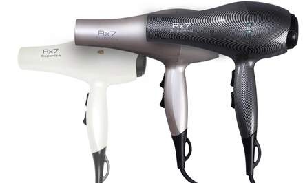 Rx7 Professional Ceramic Superlite Hair Dryer