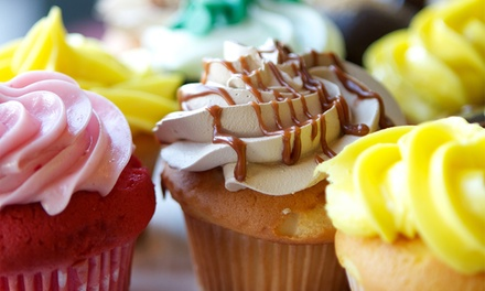 One or Two Tickets to the Cupcake Tasting Challenge at North Florida Cake Show and Competition (Up to 53% Off)