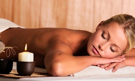 $75 for 75-Minute Bliss Massage and Body Wrap at Spa Vita Bella ($125 Value)