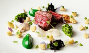 Acadia Restaurant: Summer Tasting Menu with Optional Wine Pairings for Two at Michelin-Starred Acadia Restaurant (Up to 32% Off)