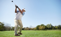 One ($69) or Two-Hour Private Golf Lesson ($129) with Clubs at Greg McClurkin PGA Professional (Up to $220 Value)