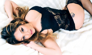 Angelika's Photography: 60-Minute Boudoir Photo Shoot from Angelika's Photography (70% Off)