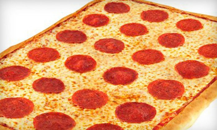 Snappy Tomato Pizza - East Louisville: Pizza Dinner for Two or Four at Snappy Tomato Pizza (Up to 55% Off)