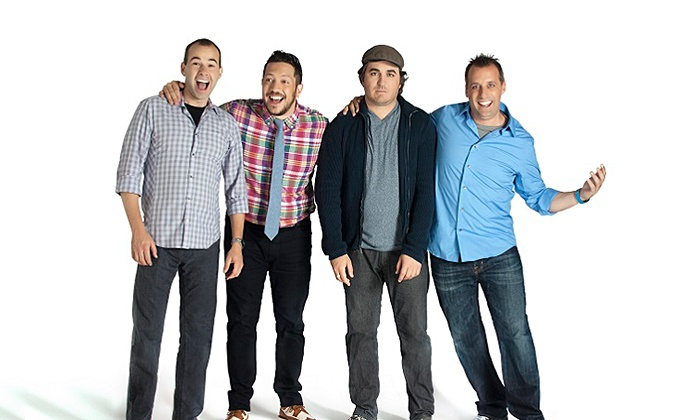 Impractical Jokers - Brady Theater: Impractical Jokers at Brady Theater on September 28 at 7:30 p.m. (Up to 30% Off)