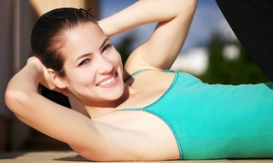 JAAR Fitness: 5 or 10 Boot-Camp Classes from JAAR Fitness (Up to 65% Off)