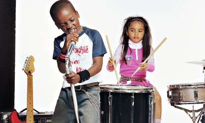 image for Two 30-Minute Private <strong><strong>Music</strong> Lessons</strong> or Four 60-Minute Group <strong><strong>Music</strong> Lessons</strong> at Axis <strong>Music</strong> Academy (Up to 82% Off)