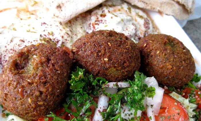 Mezza Cafe - Lemoyne: Up to 47% Off Traditional Lebanese cuisine at Mezza Cafe