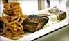 CY Steak - Central Business District: Five-Course Upscale Dinner with Cabaret Entertainment for Two at CY Steak (Half Off)