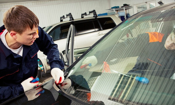 Cascade Auto Glass In Grand Rapids Groupon