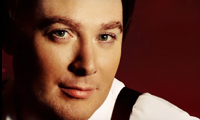 Clay Aiken - Joe Louis Arena: Clay Aiken Holiday Concert at Fox Theatre Detroit on Friday, December 14, at 7:30 p.m. (Up to 52% Off)