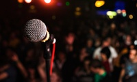 Bronze or Silver Pass for One or Two to Enter Comedy Show at WonderWorld (Up to 43% Off)
