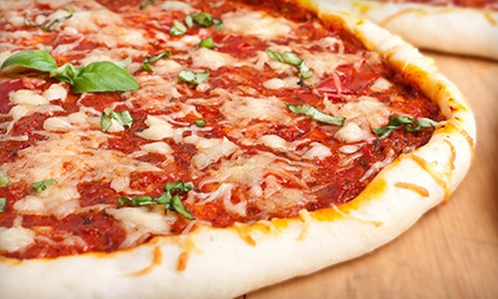 Gambino's Pizza - Loiret Office Park: $7 for $15 Worth of Pizza, Pasta, and Subs at Gambino's Pizza