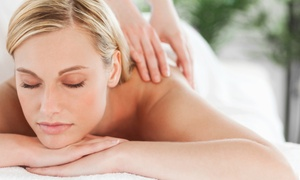 Grace Salon: $104 for a Spa Day with a Massage, Facial, and Full-Body Scrub at Grace Salon and Spa ($215 Value)