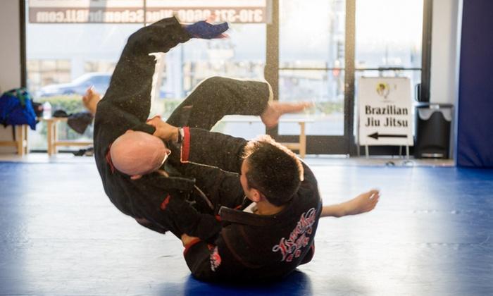 Nino Schembri Brazilian Jiu Jitsu.. - Lawndale: Up to 71% Off BJJ Training  at Nino Schembri Brazilian Jiu Jitsu..