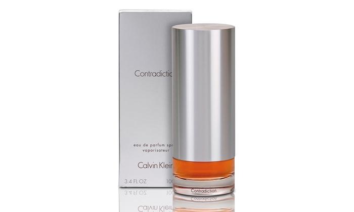 100 Parfum Klein Contradiction De Eau Ml Pour Calvin Femme QdtrCxsh
