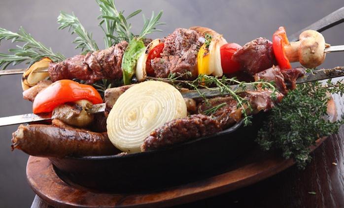 3 gangen mixed grill menu in het mooie, gezellige Brugge bij THE Habit vanaf 34,99€ voor 2 personen