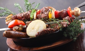 THE habit: 3 gangen mixed grill menu in het mooie, gezellige Brugge bij THE Habit vanaf 34,99€ voor 2 personen