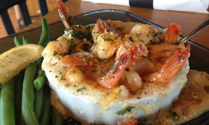 757 Crave On The Harbor - Portsmouth: Upscale Comfort Cuisine for Two or Four at 757 Crave On The Harbor (50% Off)