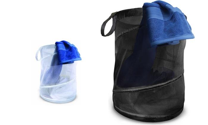 Laundry Bag Or Pop Up Hamper Groupon Goods