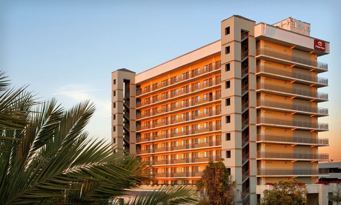 Clarion Hotel South Bay - Shelltown: One- or Two-Night Stay at Clarion Hotel South Bay in National City, CA
