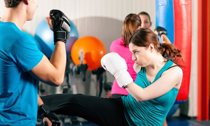 TryKickboxingNow.com - Lower Southampton: 5 or 10 Kickboxing Classes from TryKickboxingNow.com (Up to 88% Off)