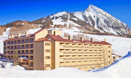 Stay at Elevation Hotel and Spa in Crested Butte, CO. Dates into March.