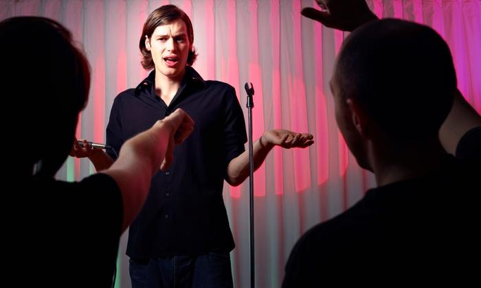 Shvendy's Comedy Club - Shvendy's Comedy Club: Standup Comedy at Shvendy's Comedy Club (Up to 40% Off)
