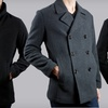 $59 for a Kenneth Cole Men's Plush Wool Coat