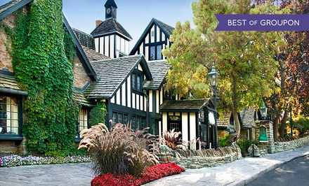 1-Night Stay for Two with Romance Package at Old Mill Toronto in Ontario