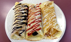 The Omelette and Waffle Cafe: Breakfast and Lunch Fare at Omelette & Waffle Cafe Northville (50% Off)