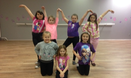 $85 for $175 Worth of Kid's Party Packages at Creative Cardio at Music in Motion
