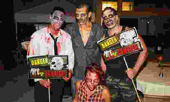 Zombie Crawl USA - Mira Mar Beach: Tickets for One or Two to the Sarasota Zombie Crawl (50% Off).