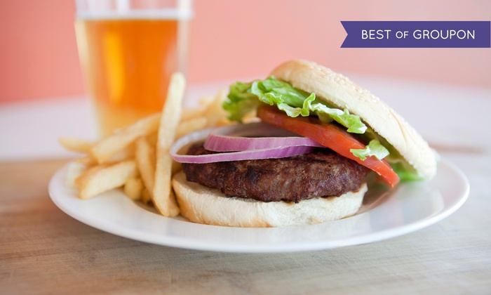 Library Sports Pub and Grill - Novi: Pub Fare at Library Sports Pub and Grill (Up to 45% Off)